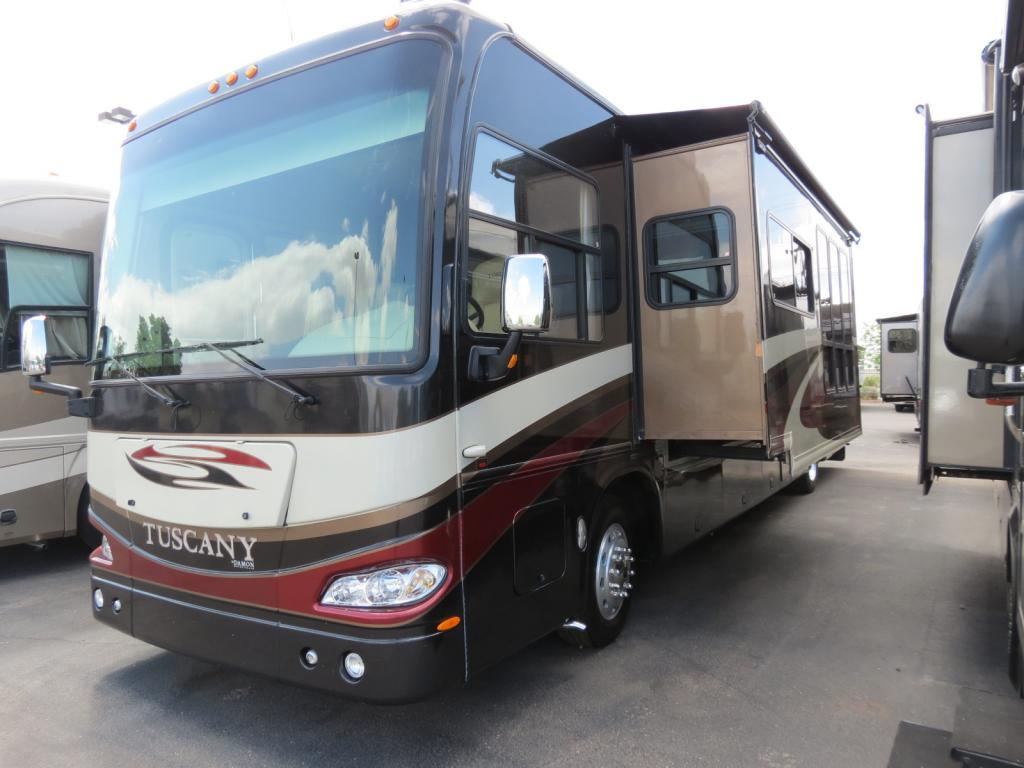 USED 2008 Damon Tuscany 4076 - Freedom RV