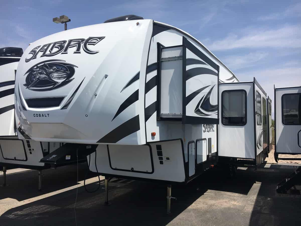 NEW 2019 Forest River Sabre 31BHT - Freedom RV