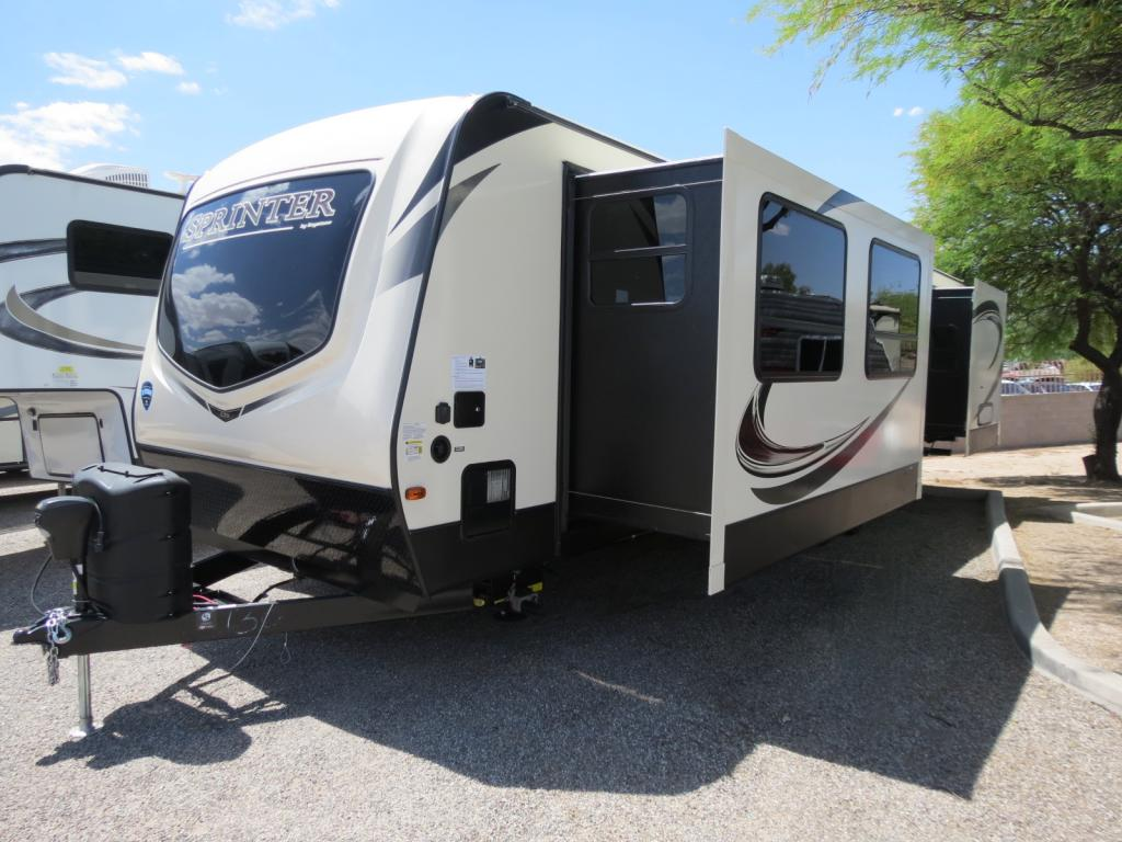 NEW 2019 Keystone Sprinter 333FKS - Freedom RV