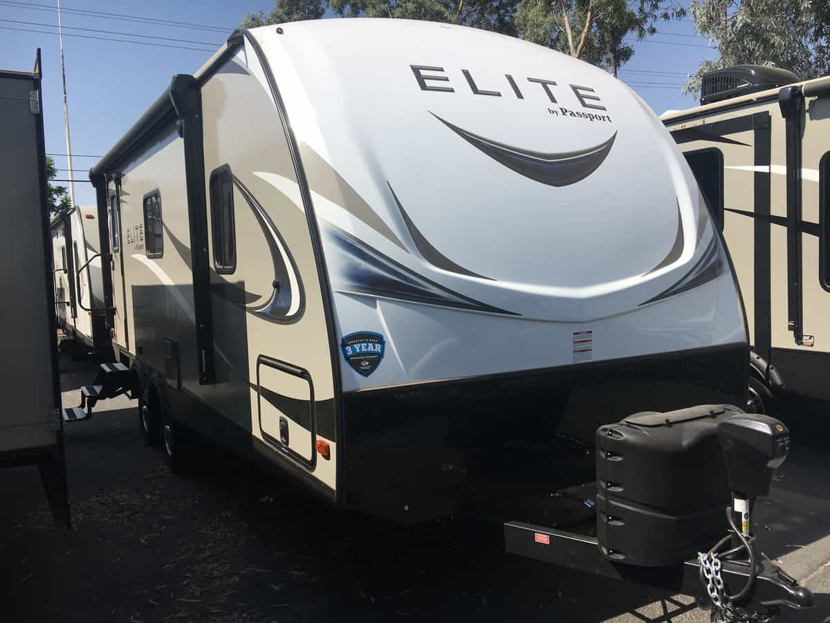 NEW 2019 Keystone Passport 23RB - Freedom RV