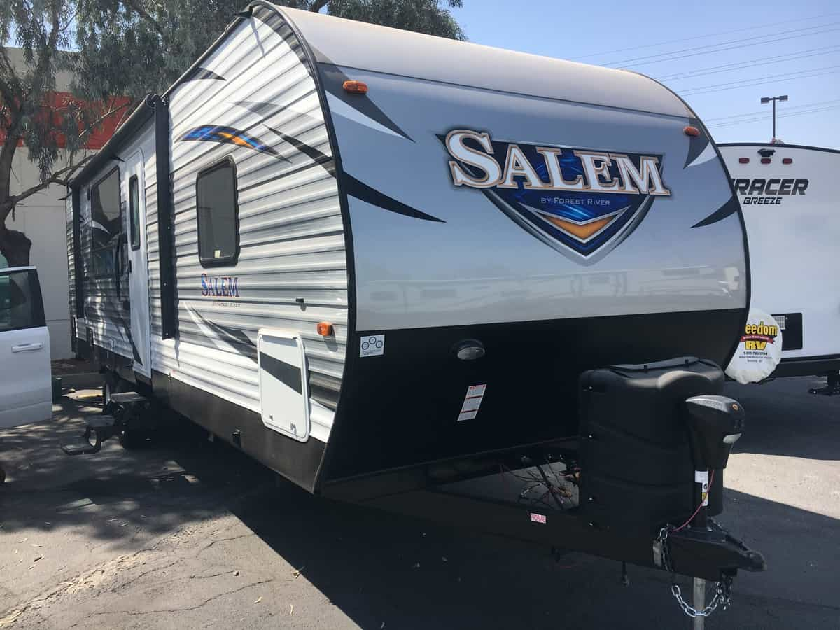 NEW 2019 Forest River Salem 27RKSS - Freedom RV