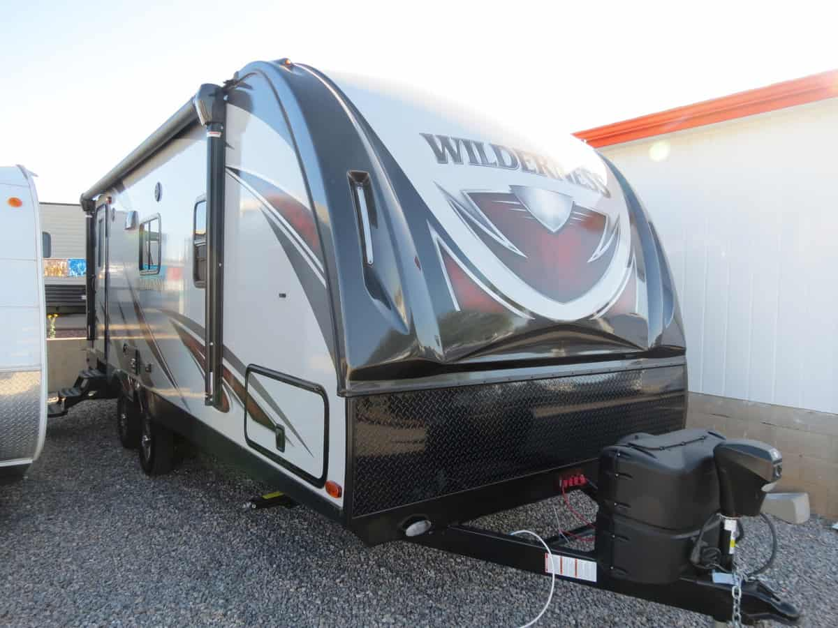 NEW 2019 Heartland Wilderness 2185RB - Freedom RV