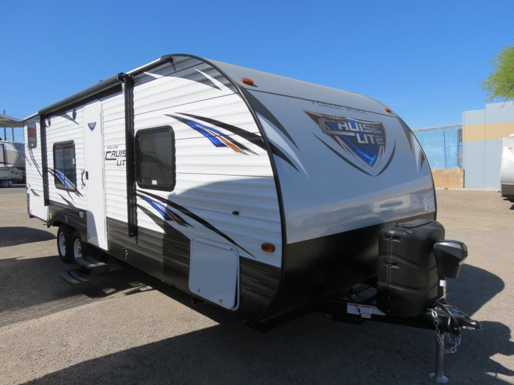 NEW 2018 Forest River Salem 261BHXL - Freedom RV