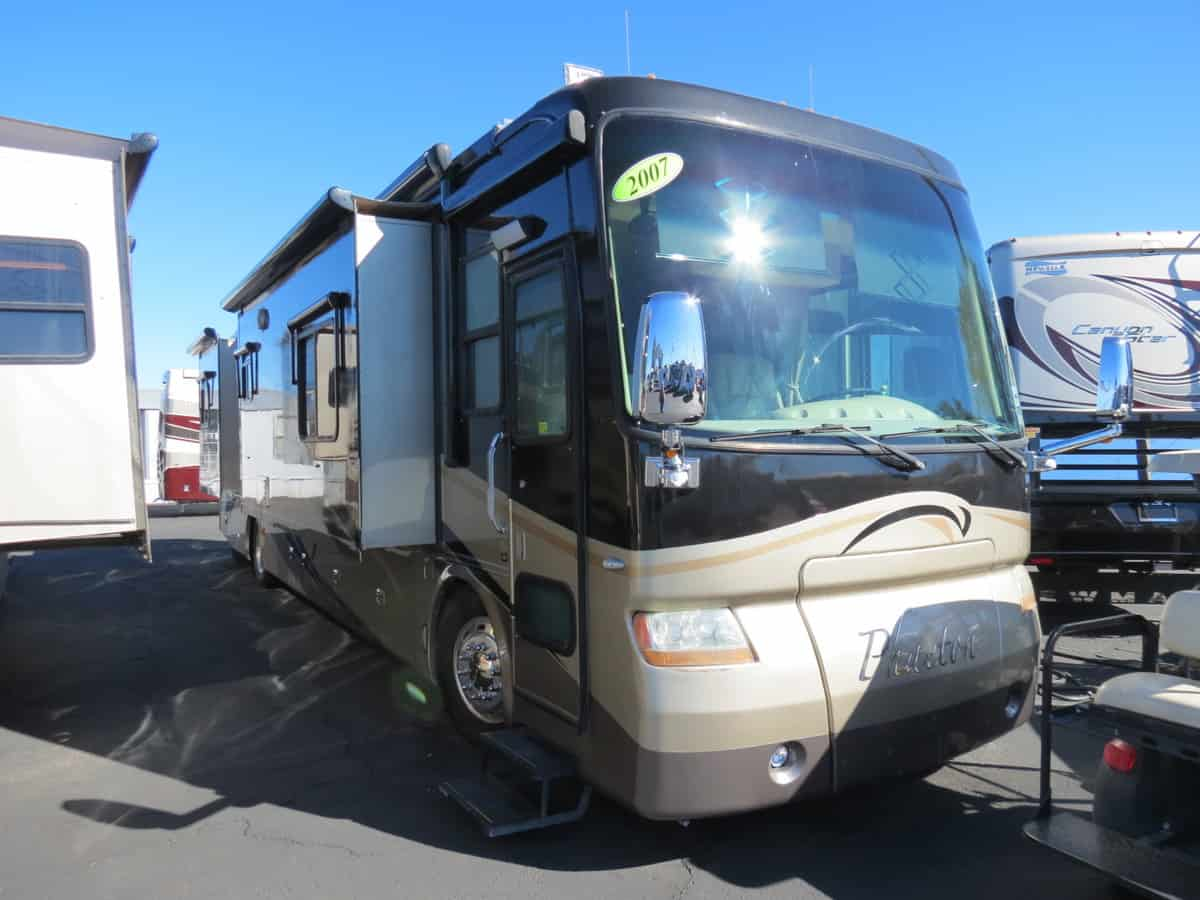 USED 2007 Tiffin Phaeton 40QSH