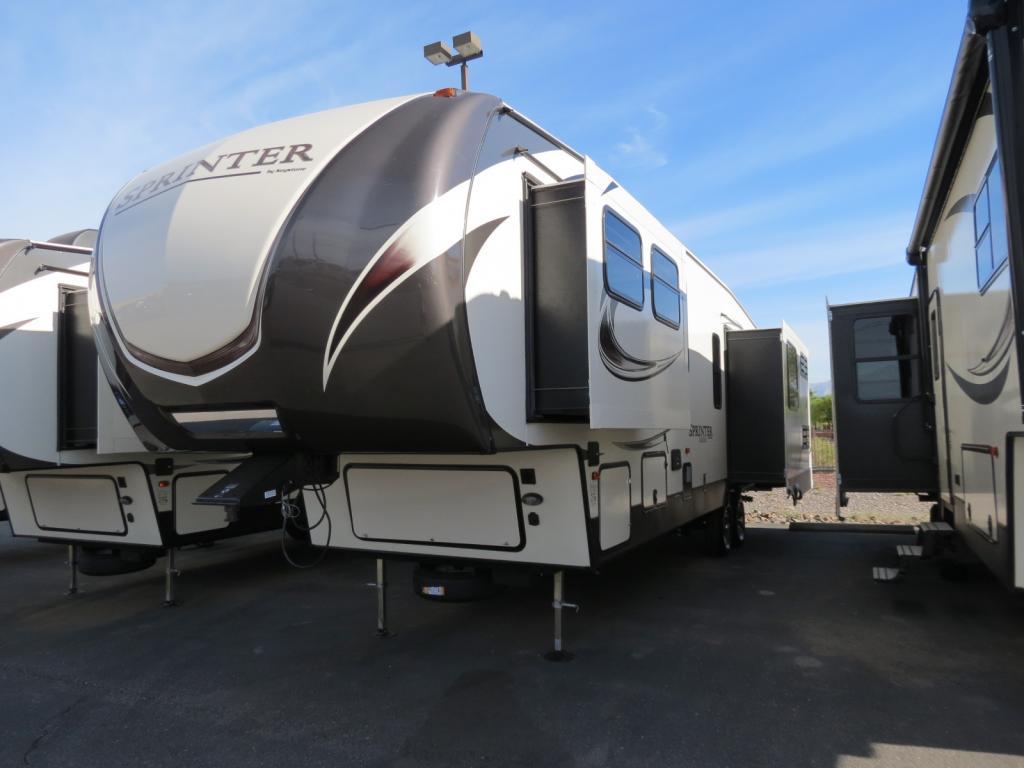 NEW 2018 Keystone Sprinter 3550FWMLS - Freedom RV