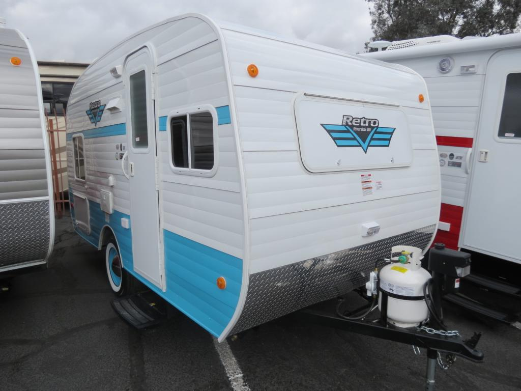 NEW 2018 Riverside White Water Retro 166 - Freedom RV