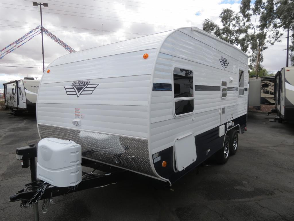 NEW 2018 Riverside White Water Retro 820 - Freedom RV