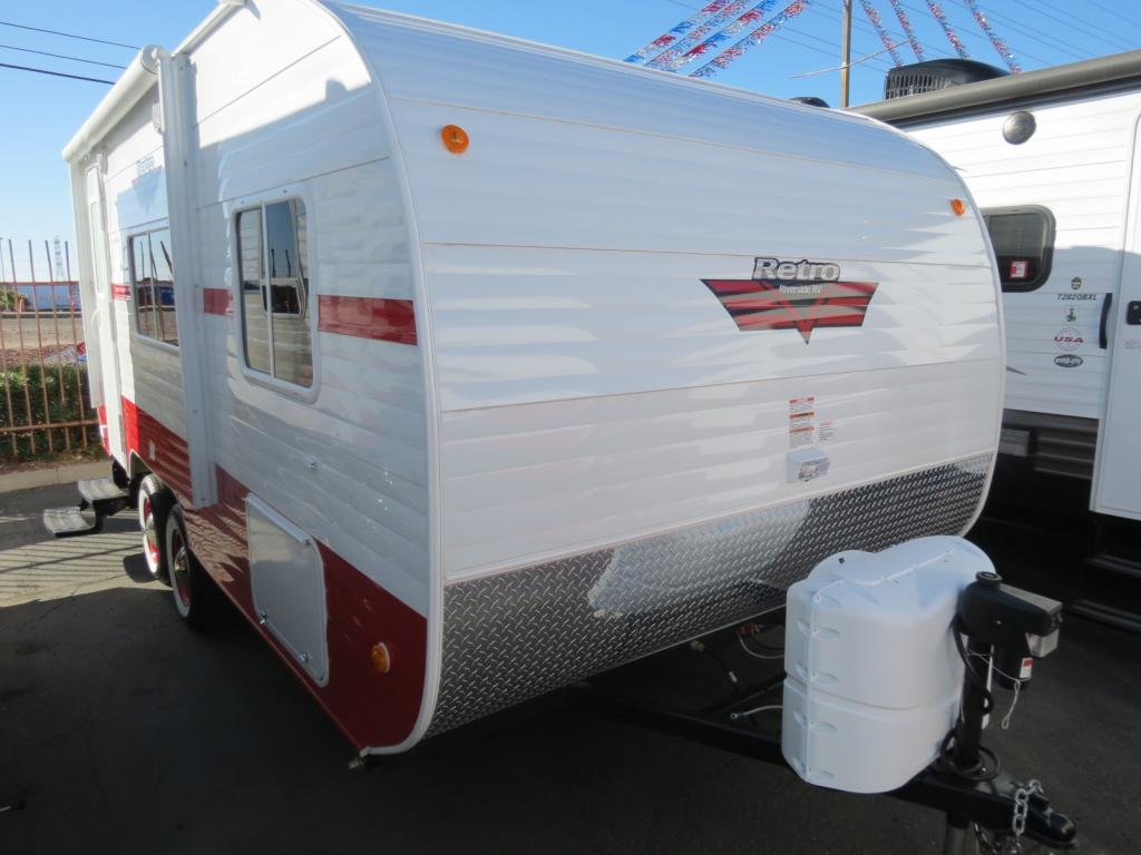 NEW 2018 Riverside White Water Retro 180R - Freedom RV