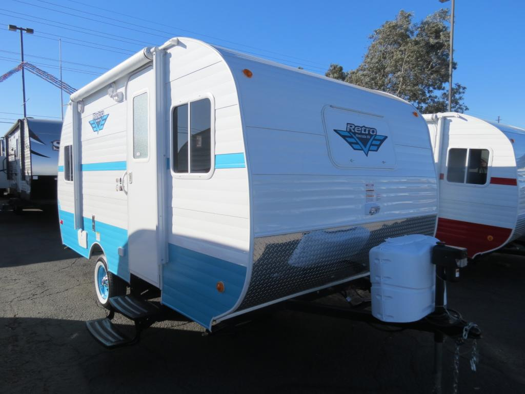 NEW 2018 Riverside White Water Retro 176S - Freedom RV