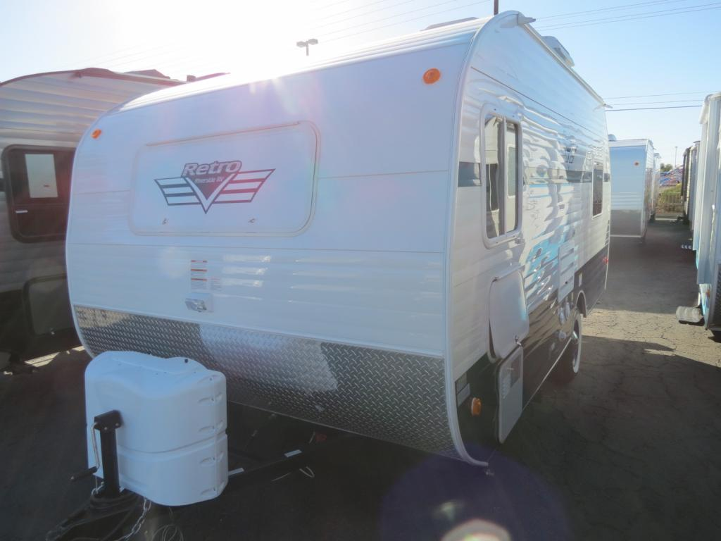 NEW 2018 Riverside White Water Retro 177SE - Freedom RV