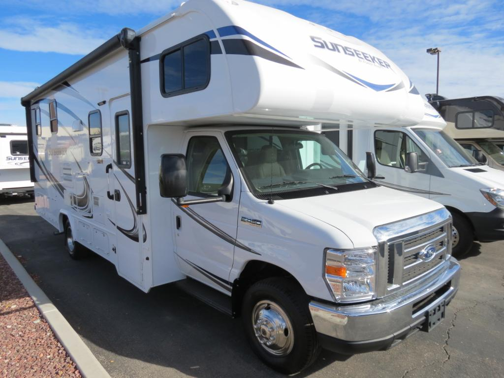2018 Forest River Sunseeker 2420MSF ( New ) - Freedom RV