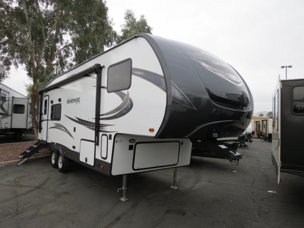NEW 2018 Forest River Salem 25RK HEMISPHERE - Freedom RV