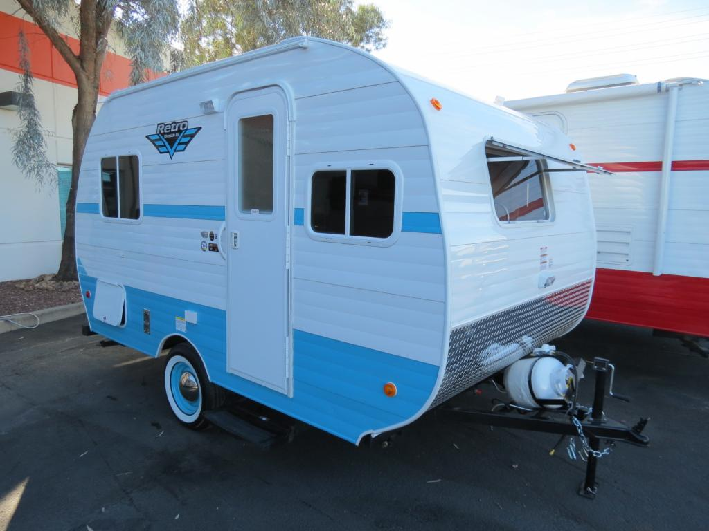 NEW 2018 Riverside White Water Retro 157 - Freedom RV