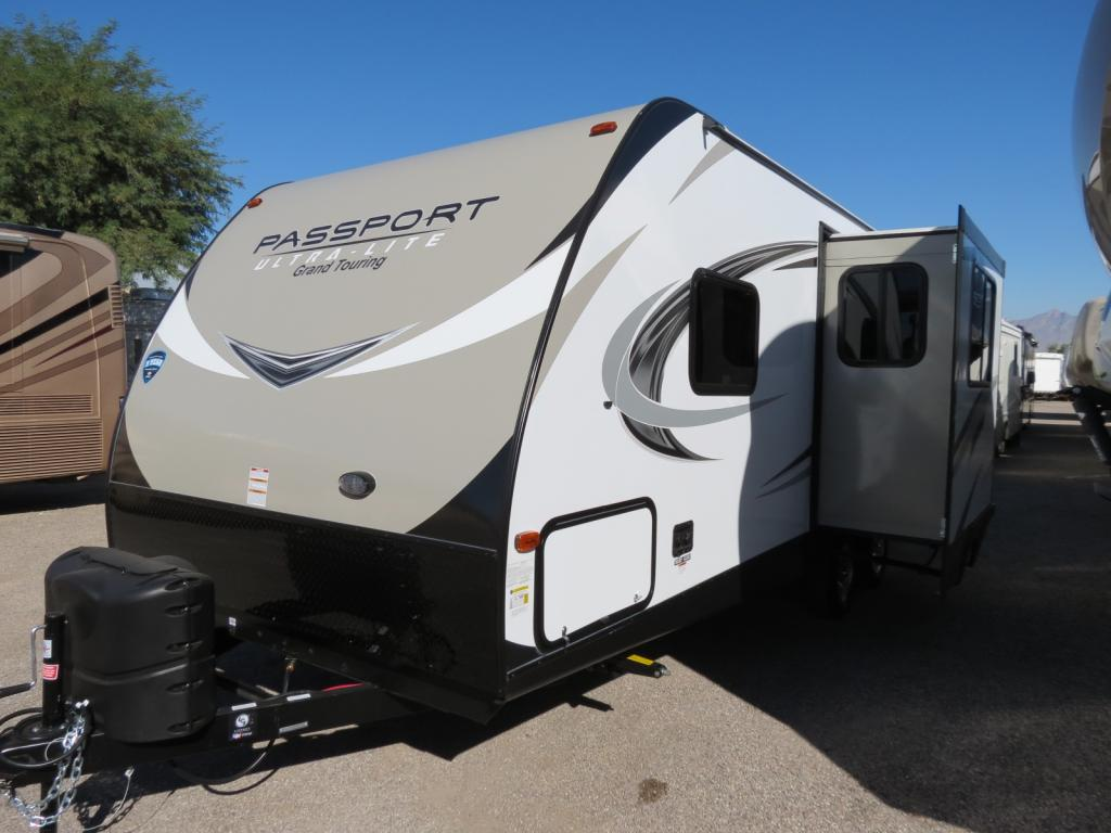 NEW 2018 Keystone Passport 2400BHWE - Freedom RV
