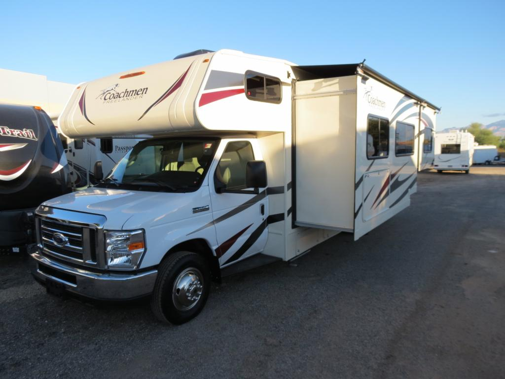 NEW 2018 Coachmen Freelander 28BHF4S - Freedom RV