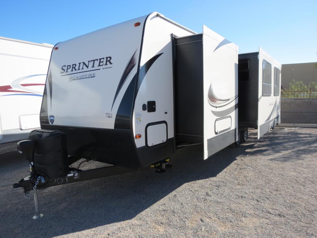 NEW 2018 Keystone Sprinter 29BH - Freedom RV