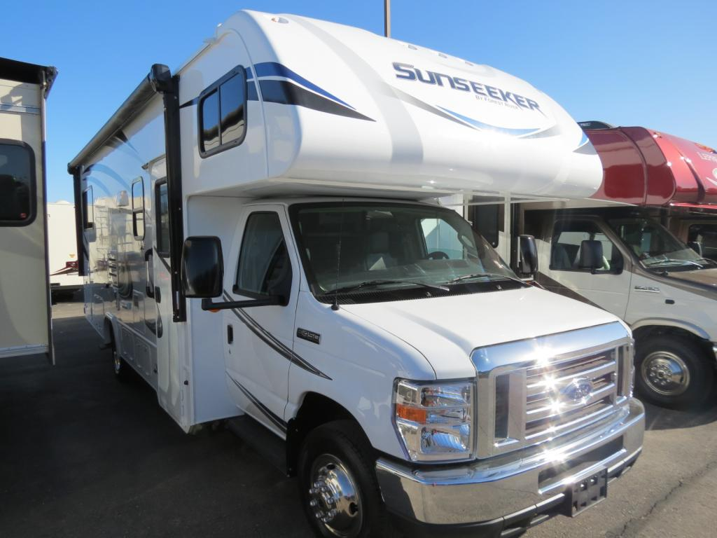 NEW 2018 Forest River Sunseeker 2500TSF - Freedom RV