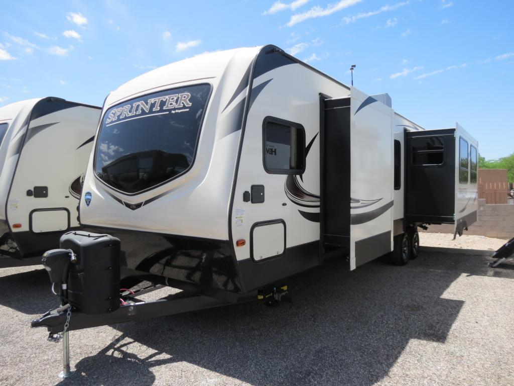 NEW 2018 Keystone Sprinter 312MLS - Freedom RV