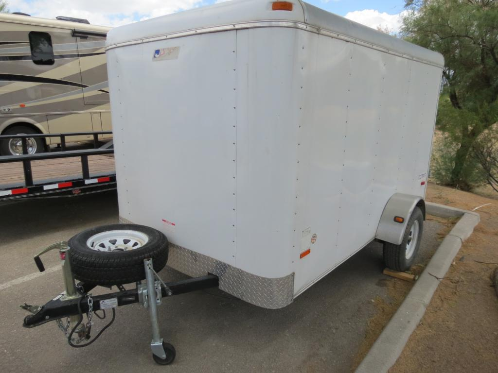 USED 2007 Pace Pace 5'x8' - Freedom RV