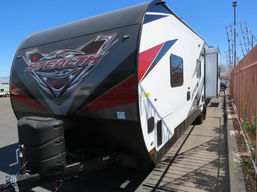NEW 2017 Forest River Stealth FQ2715G - Freedom RV