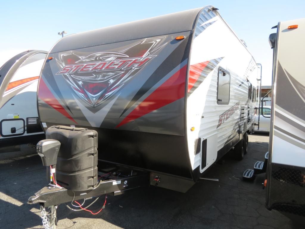 NEW 2019 Forest River Stealth SFTFQ2313 - Freedom RV