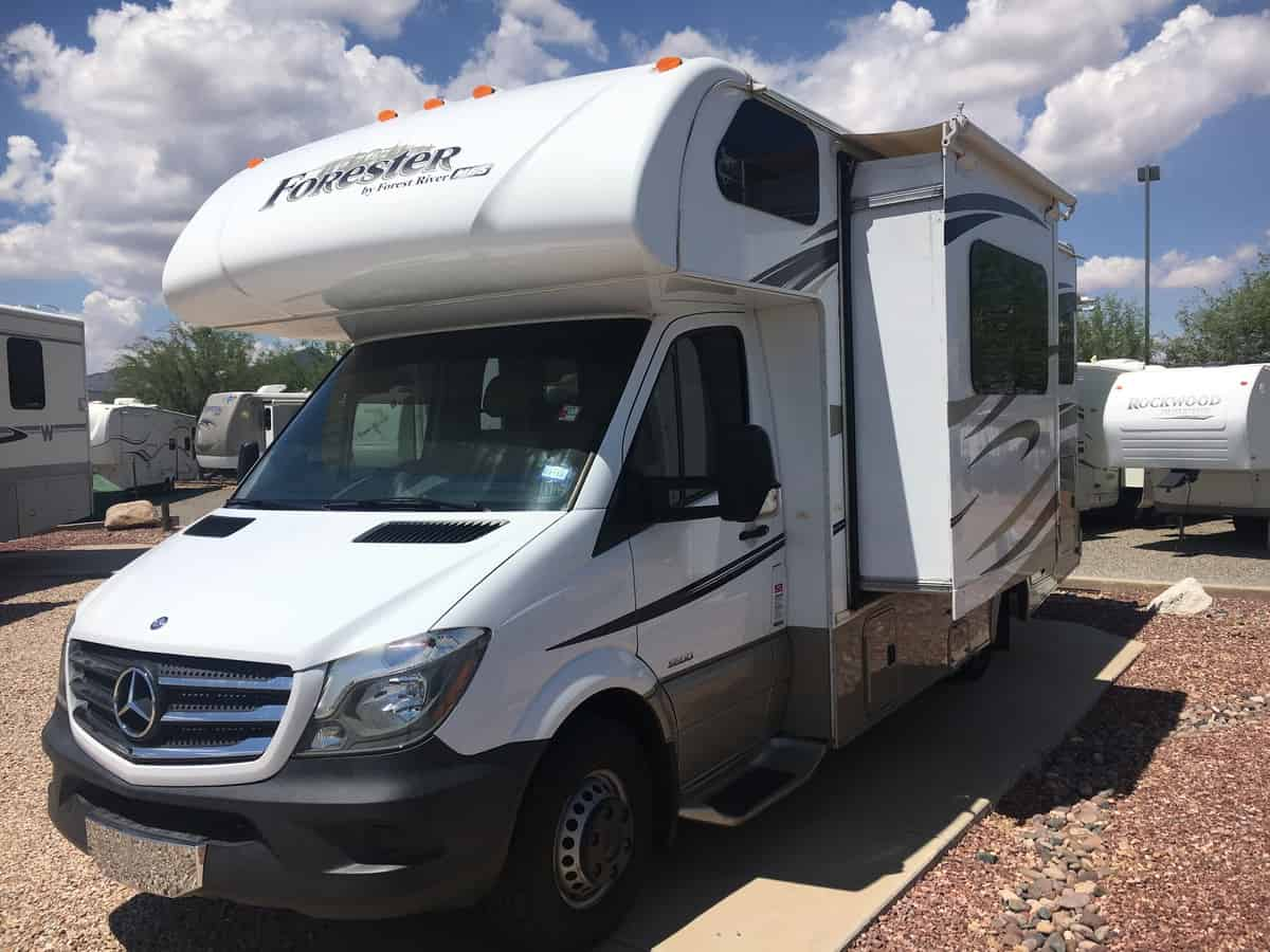 USED 2015 Forest River Forrester 2400 - Freedom RV
