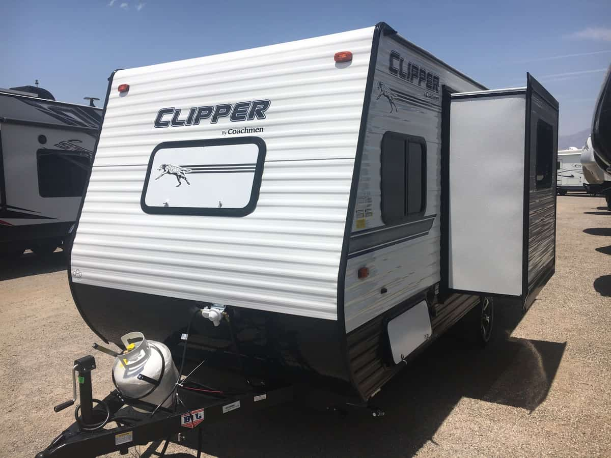NEW 2019 Forest River Clipper 17BHS - Freedom RV