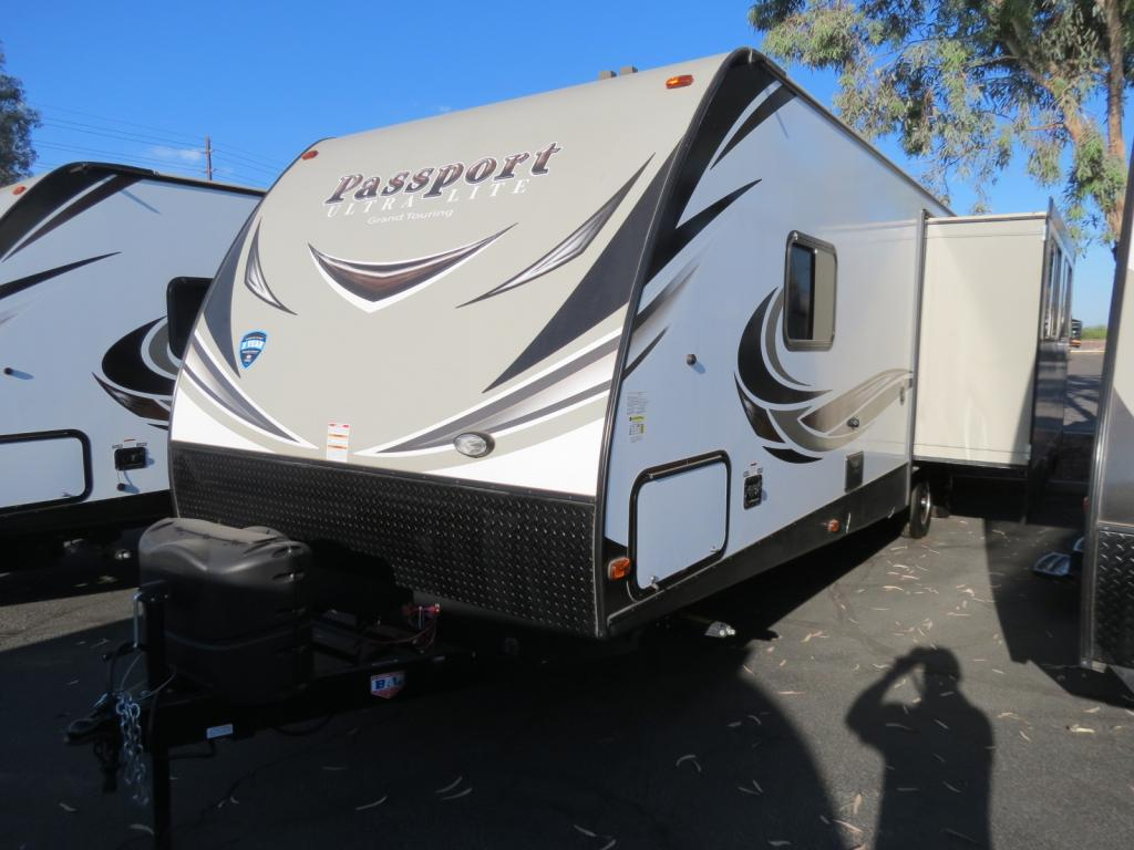NEW 2018 Keystone Passport 2900RK - Freedom RV