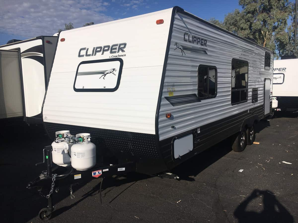 NEW 2019 Forest River Clipper 21BH - Freedom RV