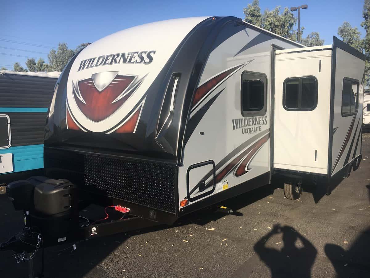 New 2019 Heartland Wilderness 2185rb Tucson Az