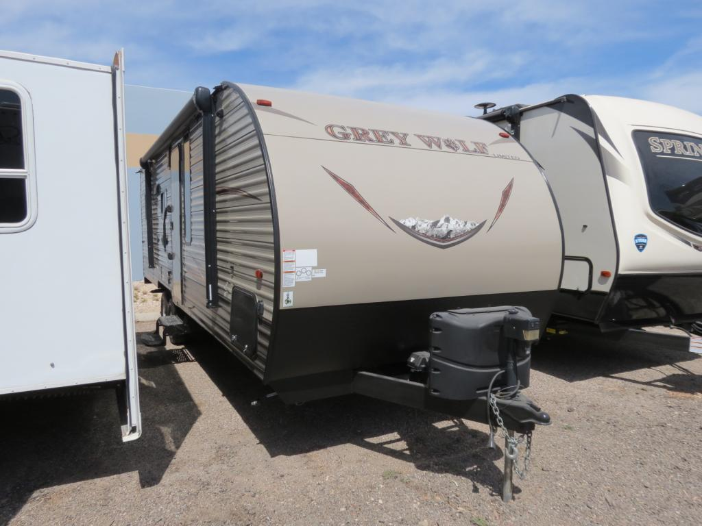 2017 Forest River Greywolf 22RR ( Used ) - Freedom RV