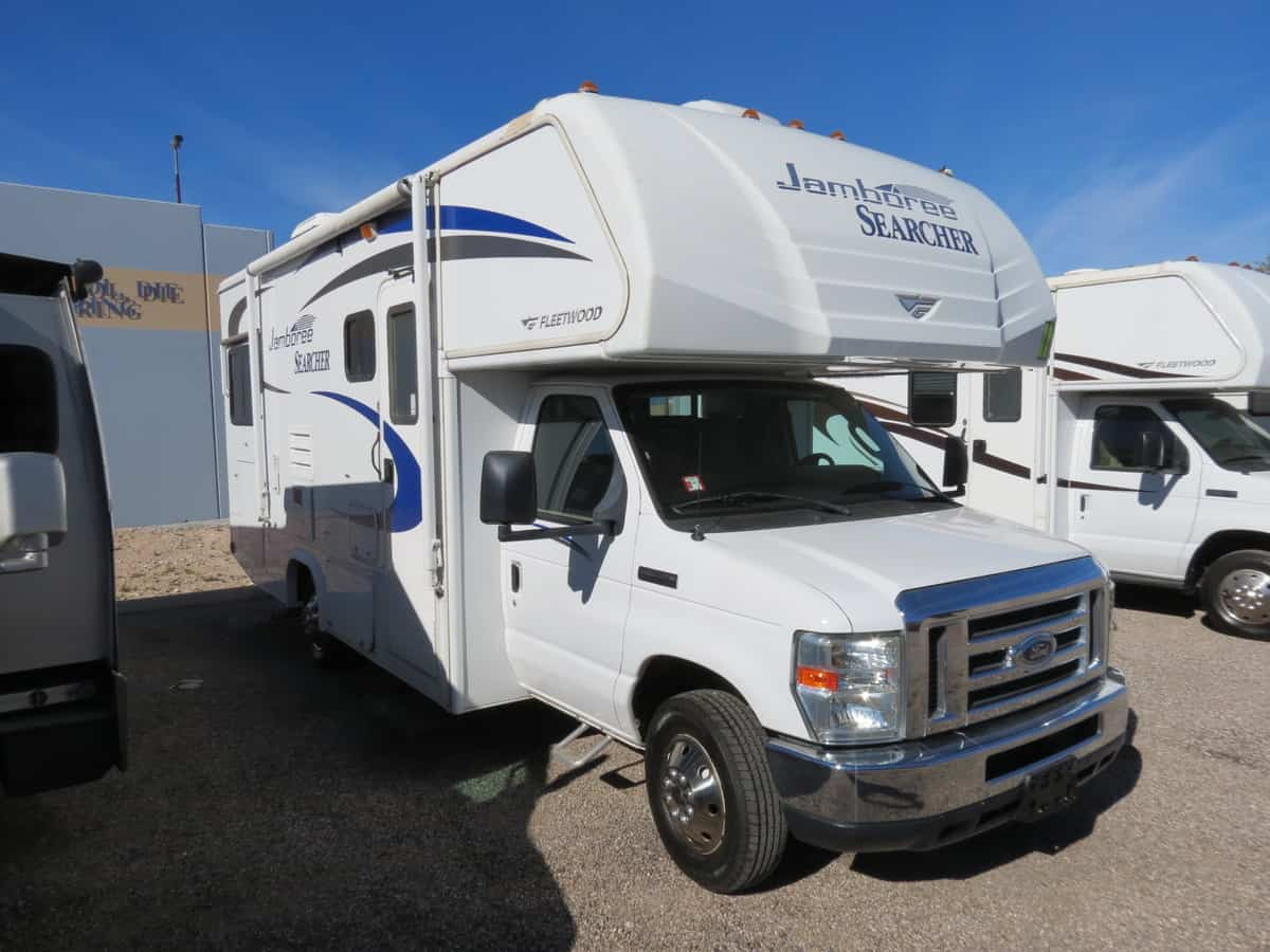 USED 2011 Fleetwood Jamboree 23B - Freedom RV