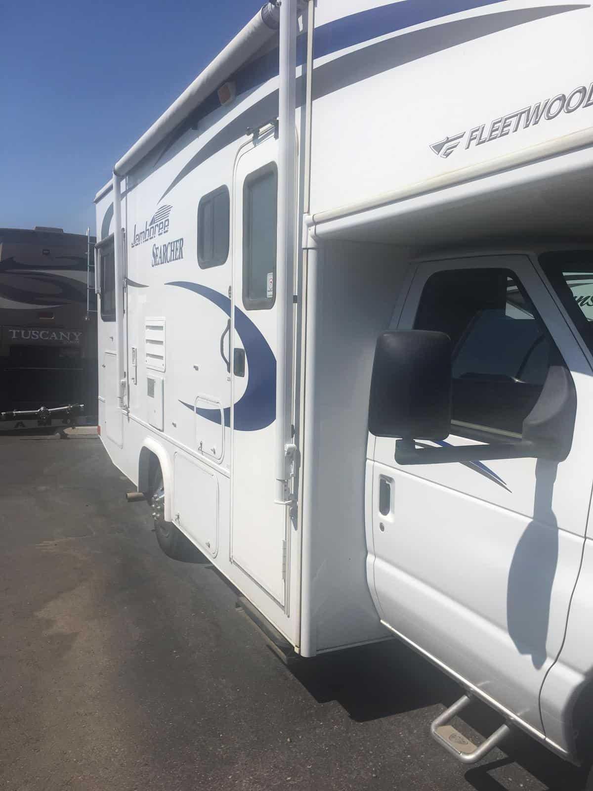 Used 2011 Fleetwood Jamboree 23b Tucson Az