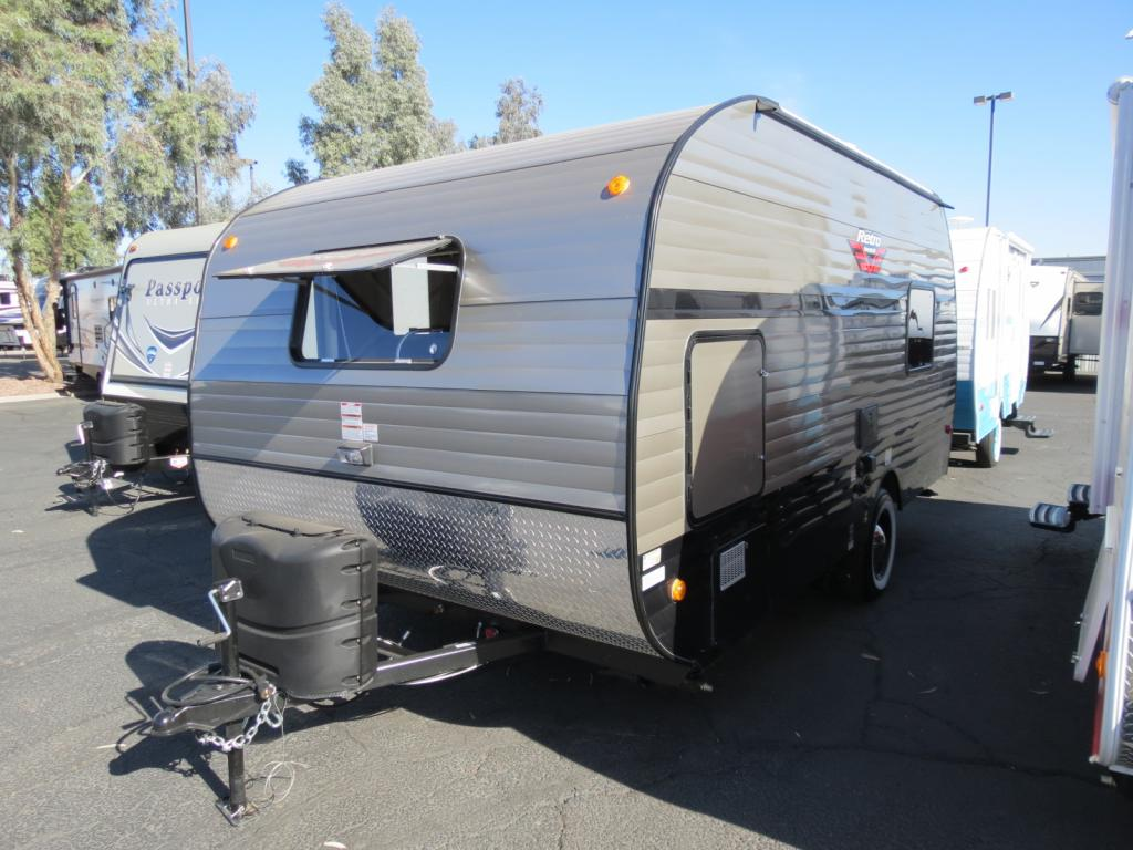NEW 2018 Riverside White Water Retro 177FK - Freedom RV