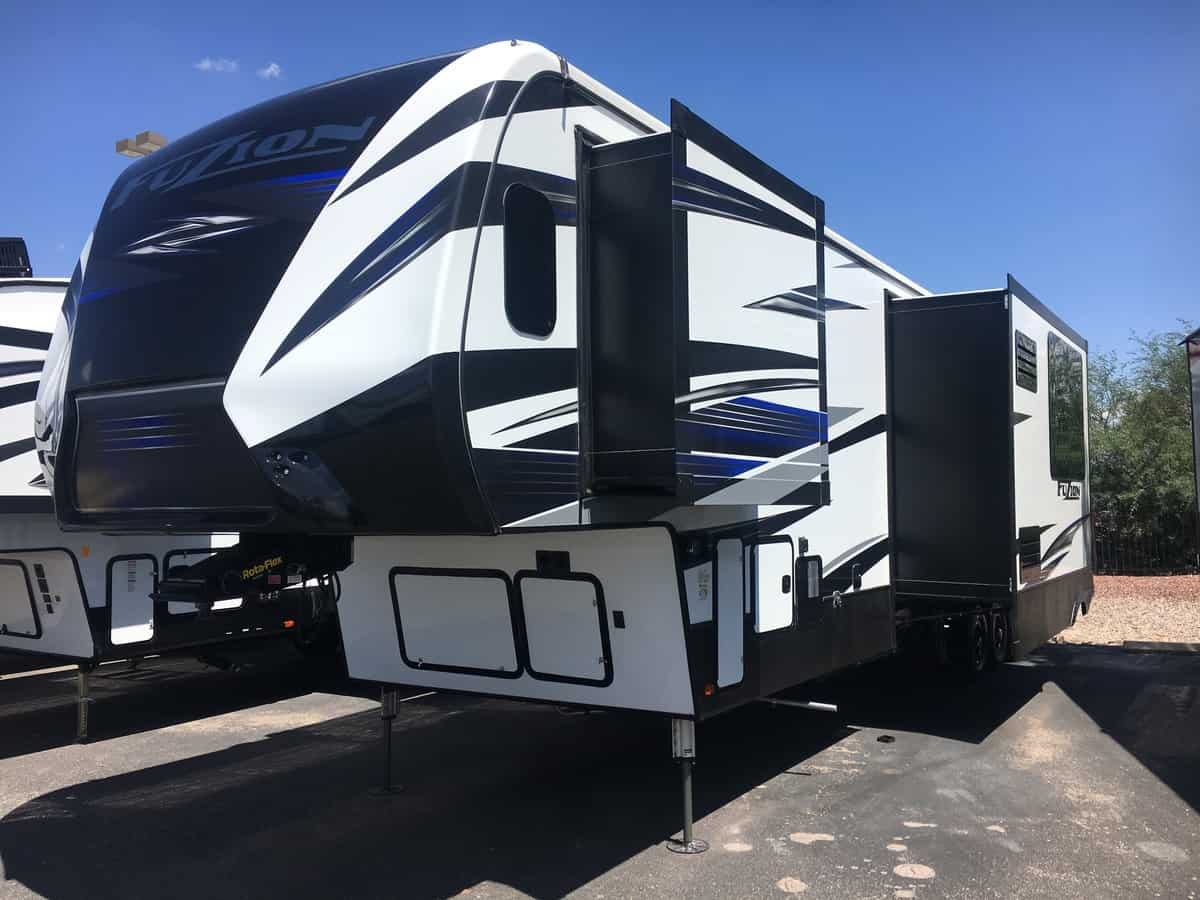 NEW 2019 Keystone Fuzion 427 - Freedom RV