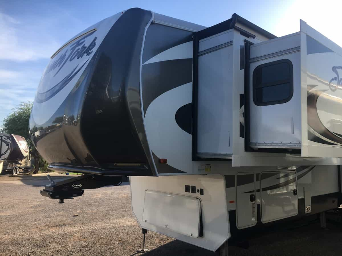 USED 2017 Cruiser Rv Southfork LAWTON - Freedom RV