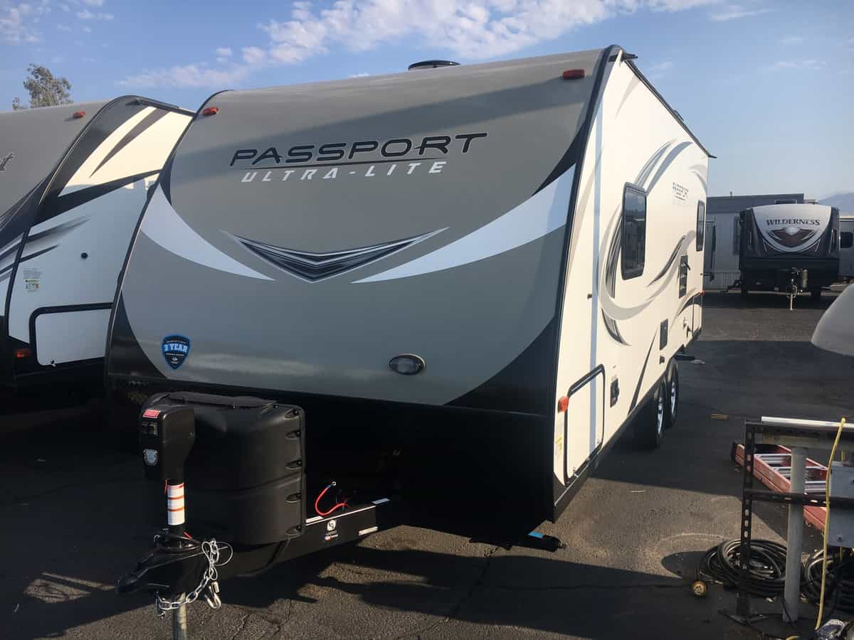 NEW 2019 Keystone Passport 234QBWE - Freedom RV