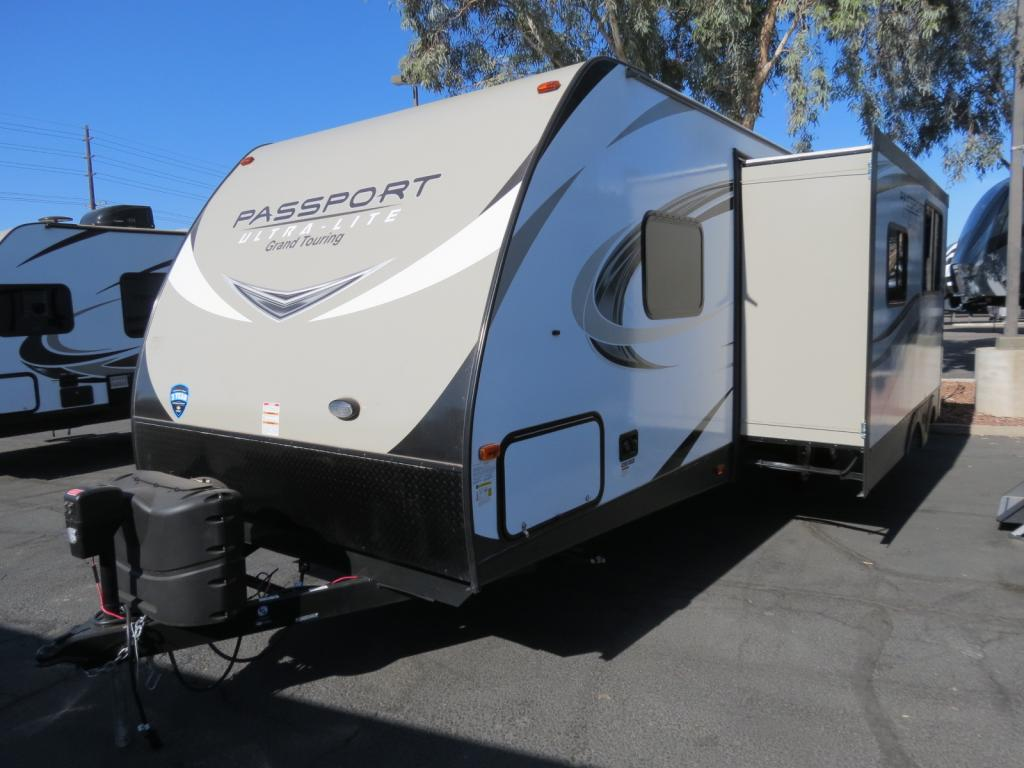 NEW 2018 Keystone Passport 2810BHWE - Freedom RV