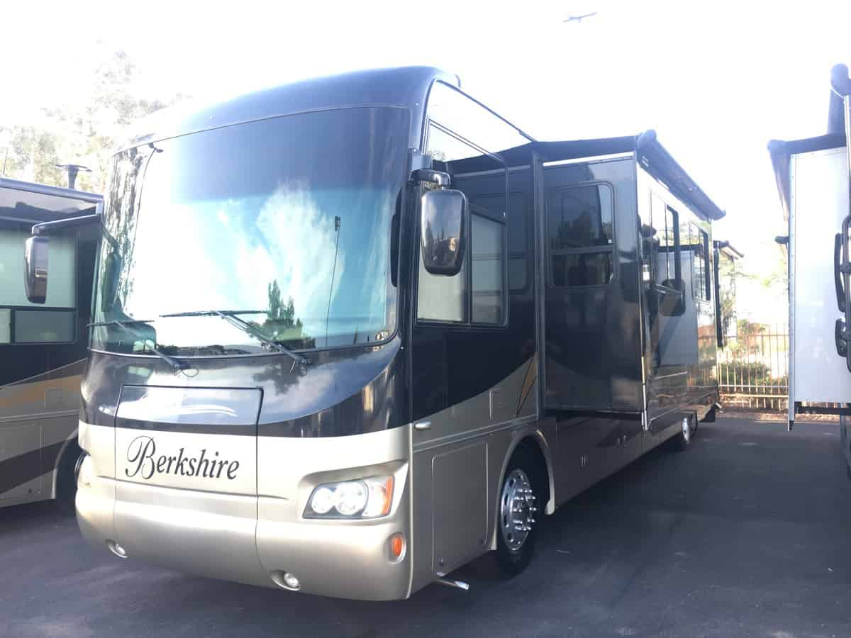 USED 2011 Forest River Berkshire 410QS - Freedom RV