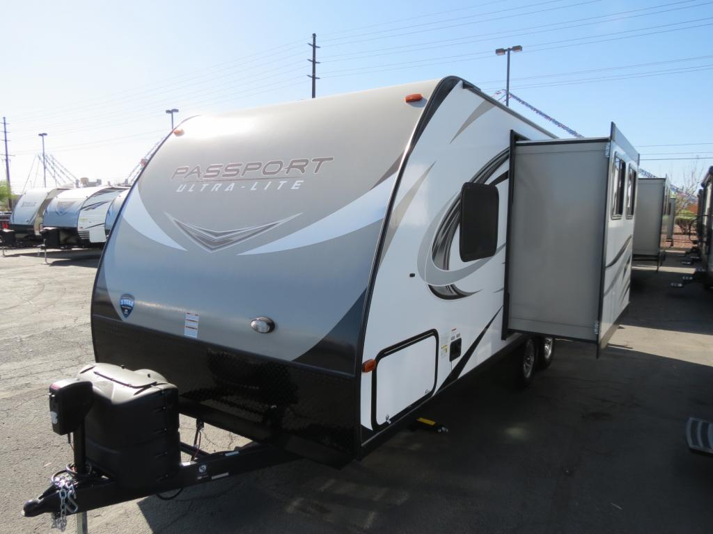NEW 2018 Keystone Passport 199MLWE - Freedom RV