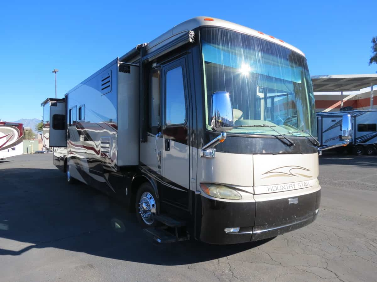 USED 2008 Newmar Kountry Star 3960 - Freedom RV