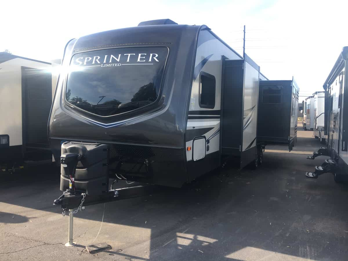 NEW 2019 Keystone Sprinter 32MLS - Freedom RV