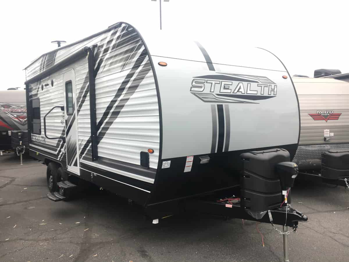 NEW 2019 Forest River Stealth CB1913 - Freedom RV