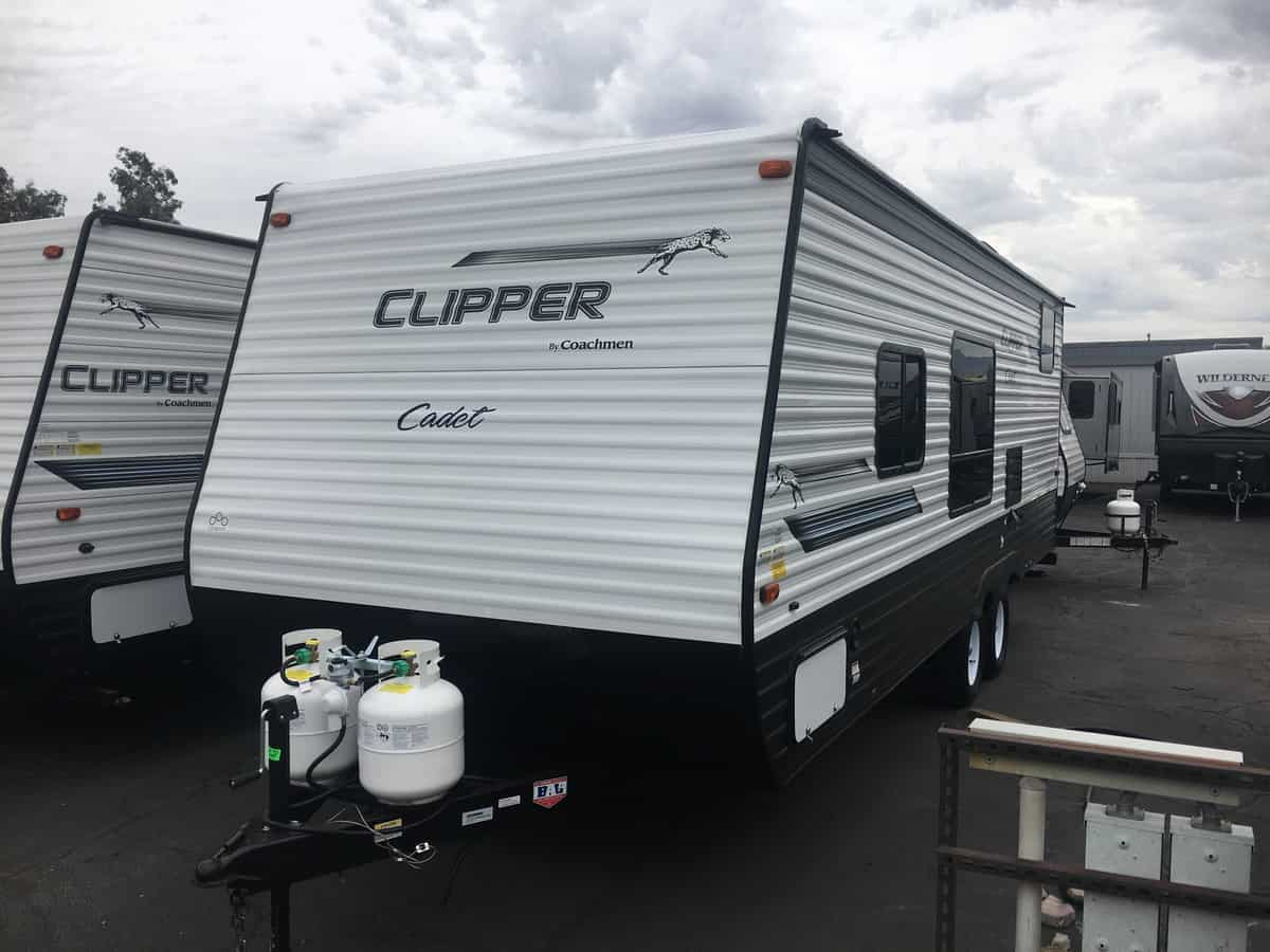 NEW 2019 Forest River Clipper 21CBHCADET - Freedom RV