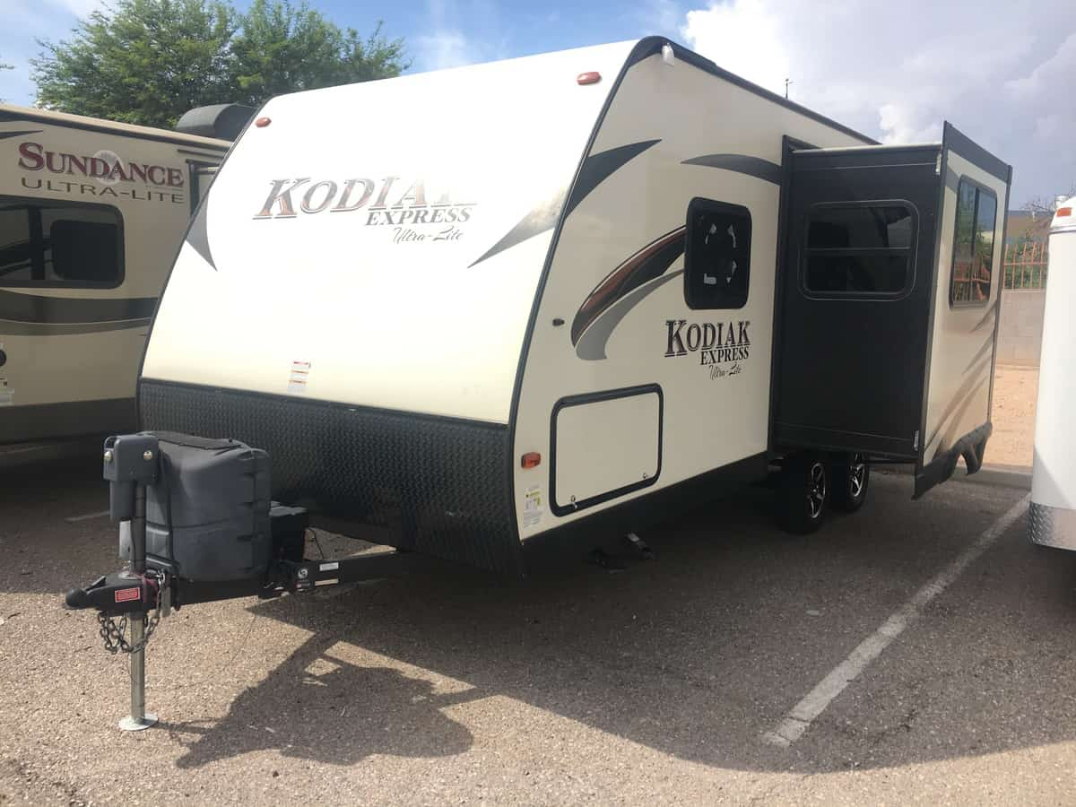 USED 2016 Dutchmen Kodiac 223RBSL - Freedom RV
