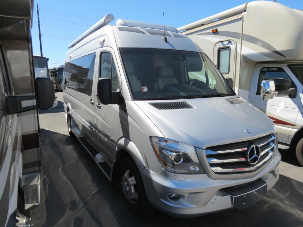 USED 2014 Roadtrek Adventurous CS - Freedom RV