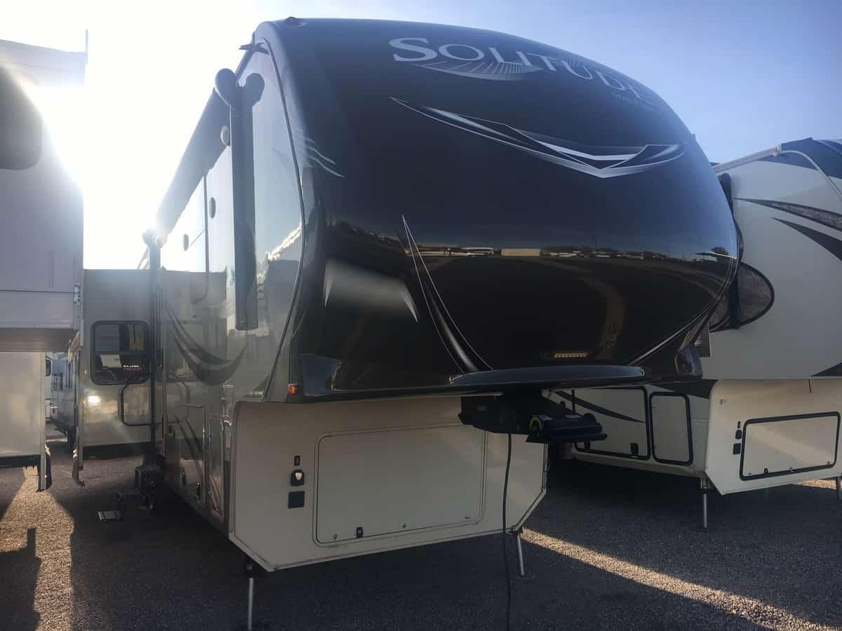 USED 2015 Grand Design Solitude 368RD - Freedom RV