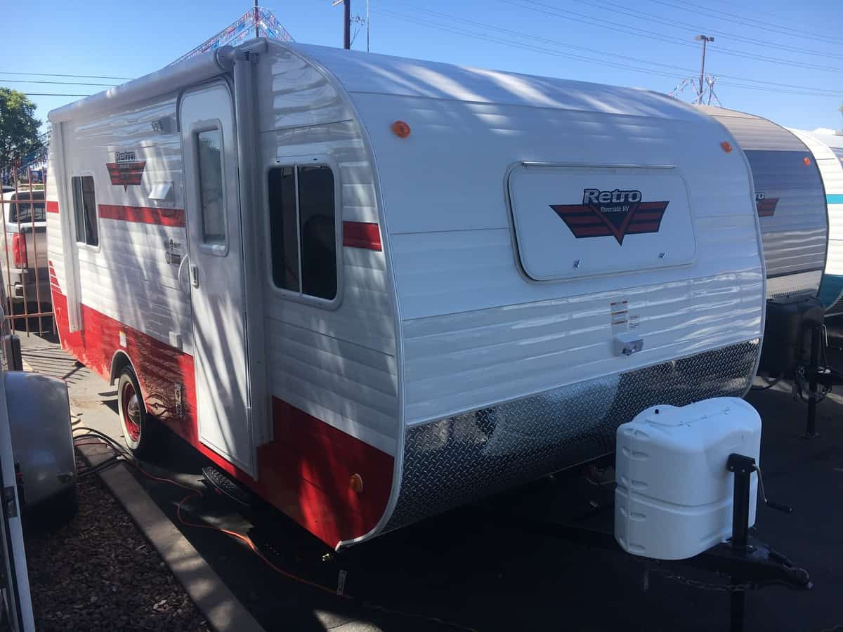 NEW 2019 Riverside White Water Retro 179SE - Freedom RV