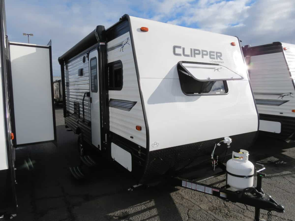 NEW 2019 Forest River Clipper 17RBSS - Freedom RV