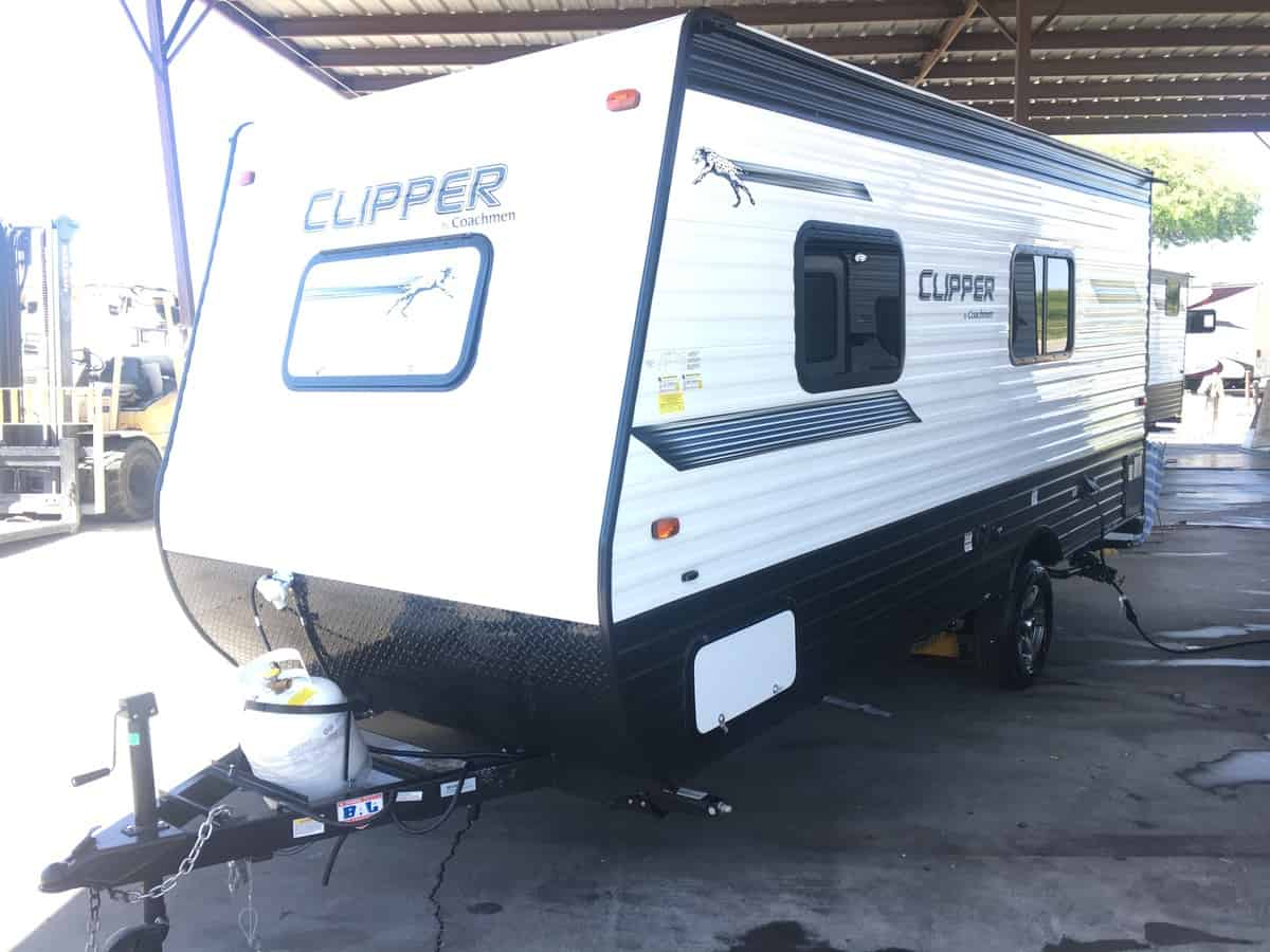 NEW 2019 Forest River Clipper 17FQ - Freedom RV